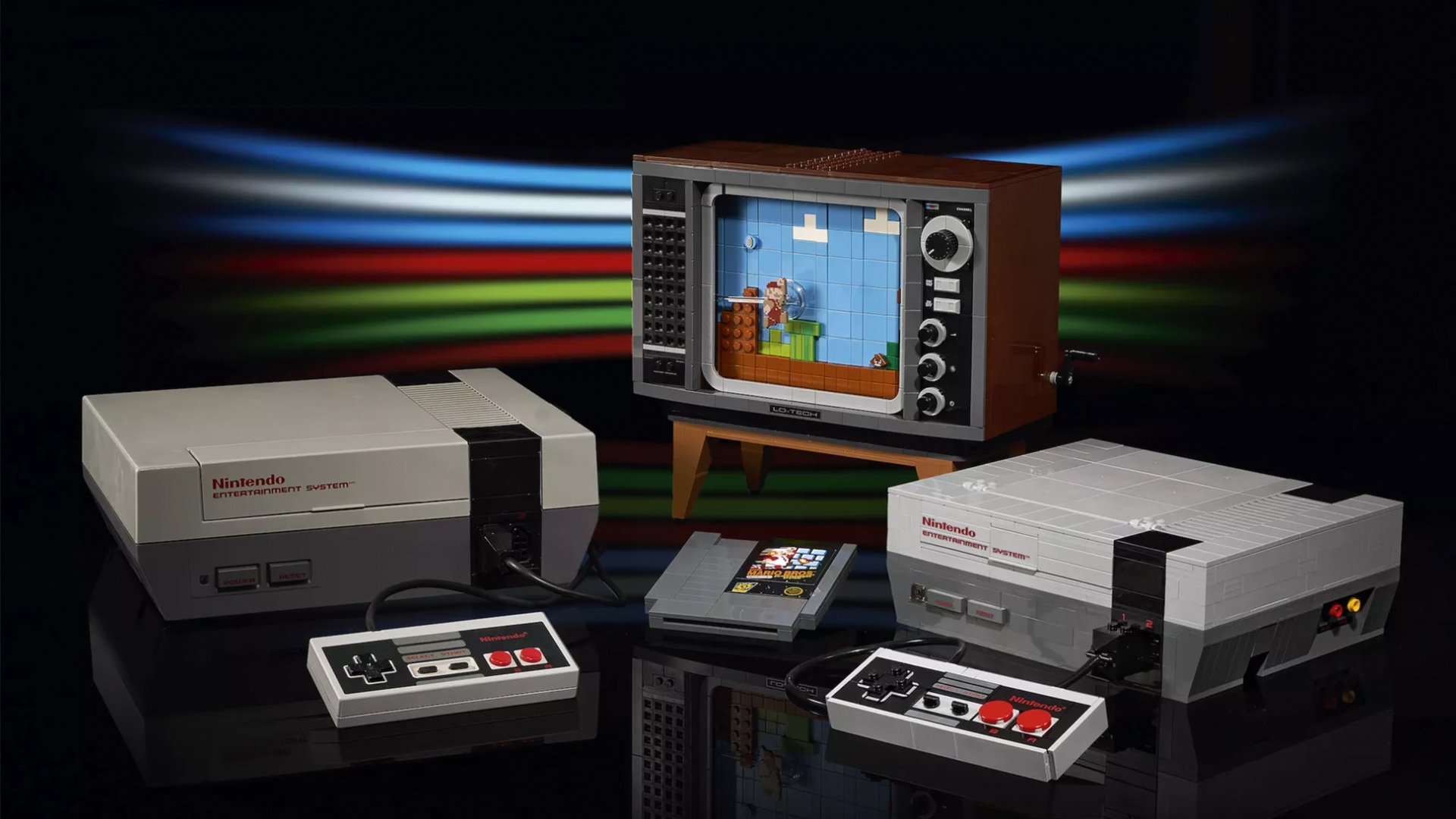 Forget The Ps5 Everyone S Talking About The New Lego Nes
