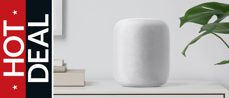 Apple HomePod deals Very back to school