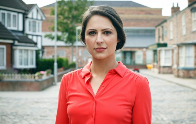 Coronation Street's Nicola Thorp: A TV birth is on my bucket list, so I can't wait to do it in Corrie!