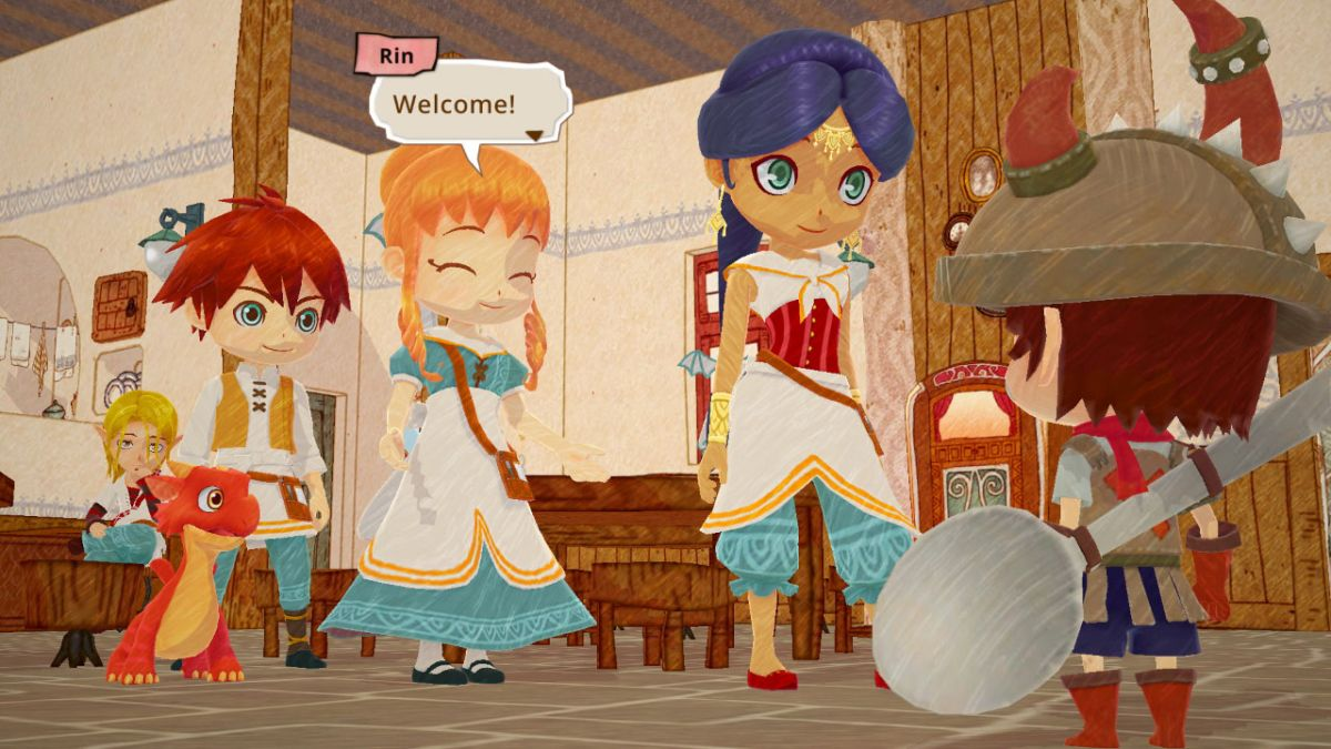 Harvest Moon creator's Little Dragons Café comes to PC this month
