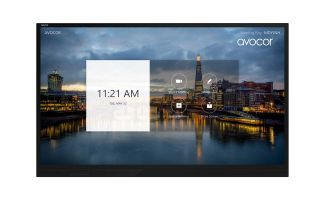 Avocor to Showcase E Series Touchscreen Displays at InfoComm 2018