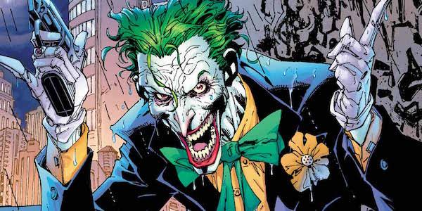 The Joker in the comics
