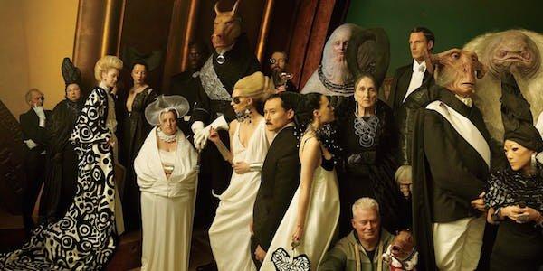 The Last Jedi cast