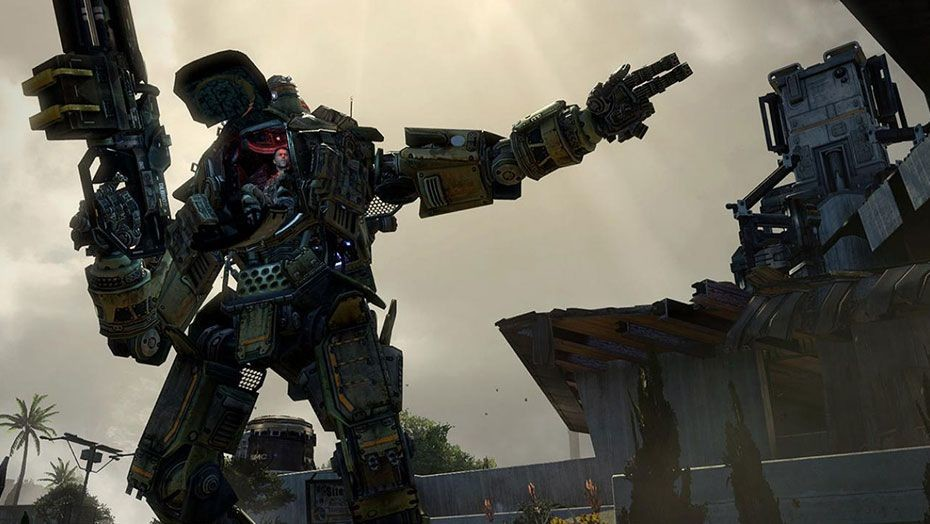 The original Titanfall makes a surprise appearance on Steam
