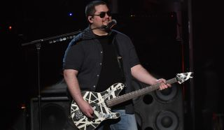 Wolfgang Van Halen performs onstage during the 2015 Billboard Music Awards at MGM Grand Garden Arena on May 17, 2015 in Las Vegas