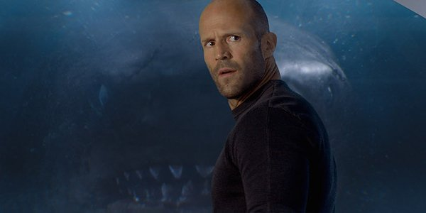 Jason Statham Jonas Taylor The Meg