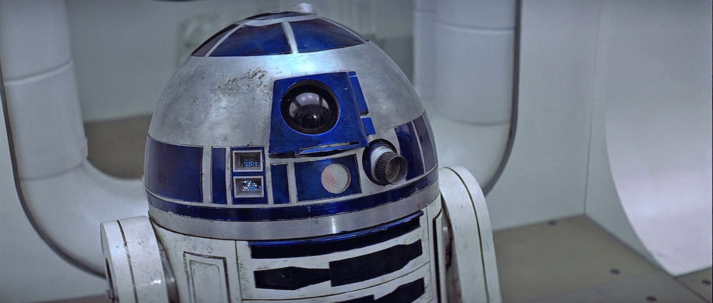 R2-D2 Gets Real: 'Star Wars' Droids Already Exist | Live Science