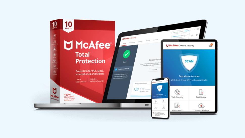 McAfee Antivirus solutions