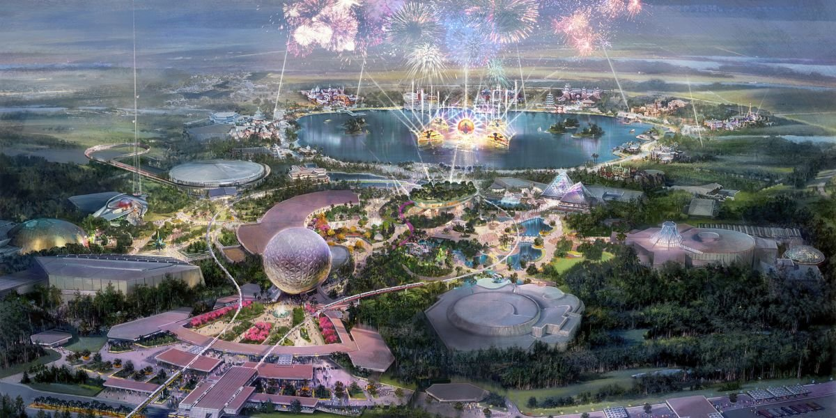 New plans for improvement to Epcot
