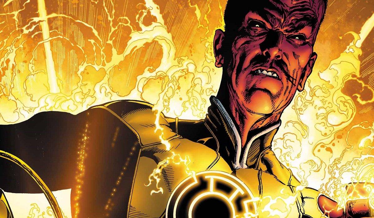 Sinestro DC Comics