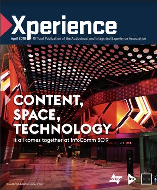 Xperience InfoComm 2019