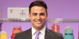 Hallmark's Jonathan Bennett Reveals Cute Story Behind Learning He'd Be In The Network's First Major LGBTQ Christmas Movie