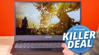Legion Y545 gaming laptop