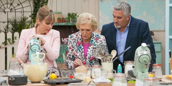 the great British bake off bbc