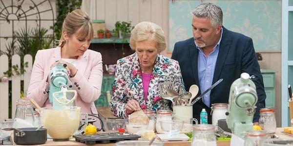 the great British bake off bbc