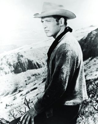Paul Newman in Left Handed Gun