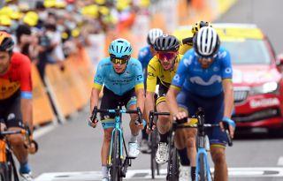 Tour de France 2020 - 107th Edition - 9th stage Pau - Laruns 153 km - 05/09/2020 - Adam Yates (GBR - Mitchelton - Scott) - photo Luca Bettini/BettiniPhoto©2020