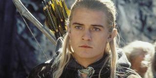 The Lord of the Rings Orlando Bloom Legolas Greenleaf