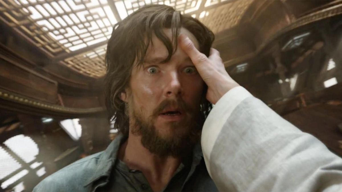 Doctor Strange 2 writer says the movie got scarier after Sam Raimi joined
