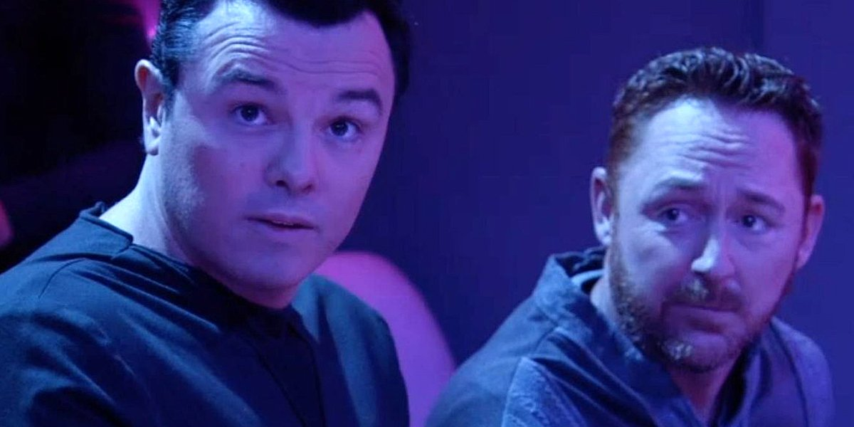 The Orville Season 3 Has Launched: First Set Photos Return To The Glorious Dance
