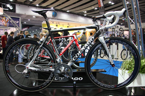 Colnago C59 Italia, Cycle Show 2010, Friday