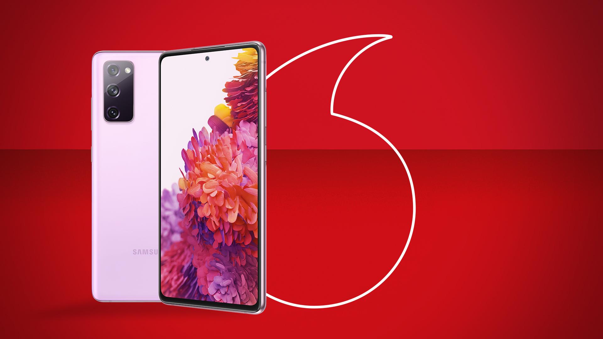 Vodafone Galaxy S20 FE