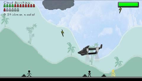 Save Stickmen From Death In Stick Man Rescue #20118