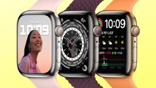 Apple Watch 7 colors