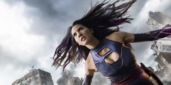 Psylocke in X-Men: Apocalypse