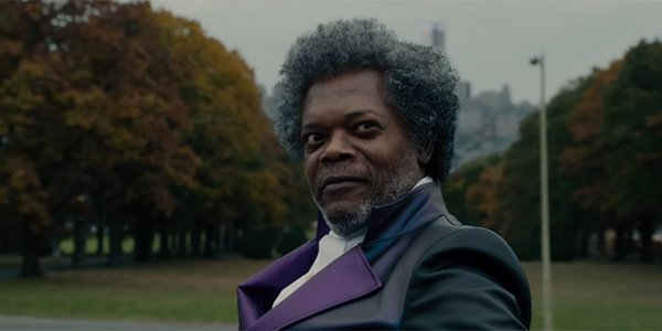 Samuel L. Jackson as Mr. Glass