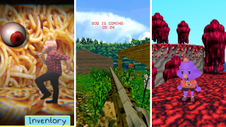 A screenshot from a Dread X Collection game.