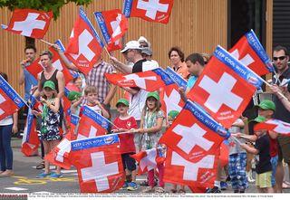 Tour de Suisse fans