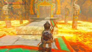 Breath of the Wild modded Earth Temple