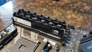 Mushkin Blackline DDR4-2400 16GB