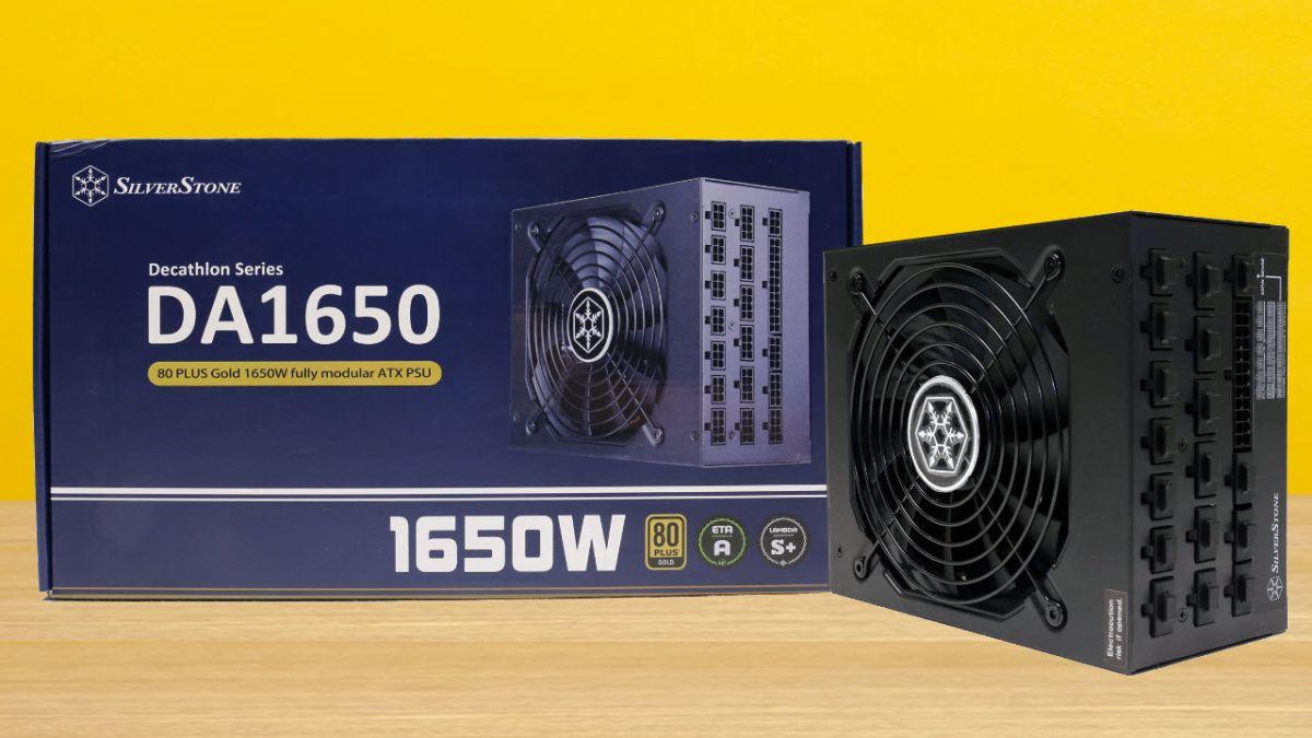 SilverStone DA1650-G Power Supply Review