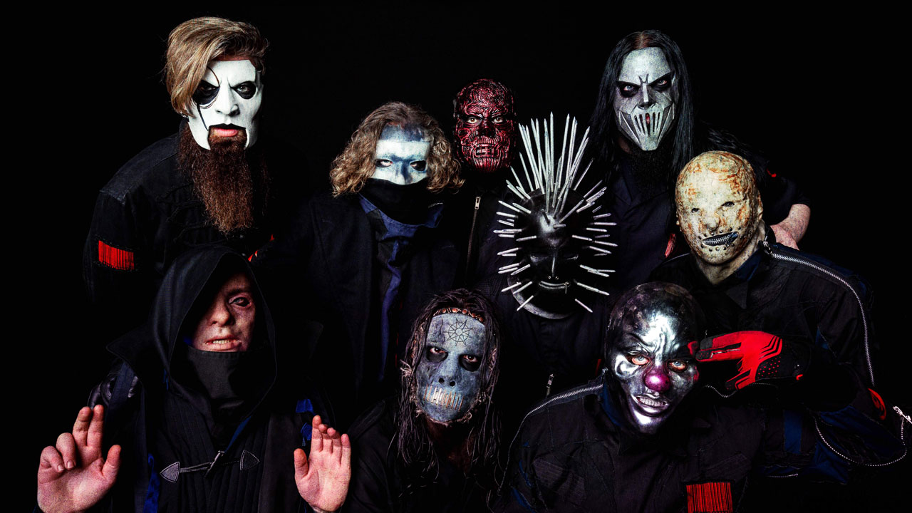 "Slipknot on new member's identity: ""It's nobody's f****** business"" 