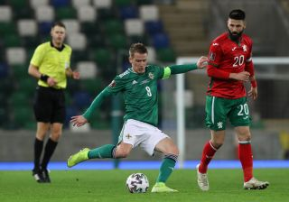 Northen Ireland v Bulgaria – FIFA World Cup 2022 – European Qualifying – Group C – Windsor Park