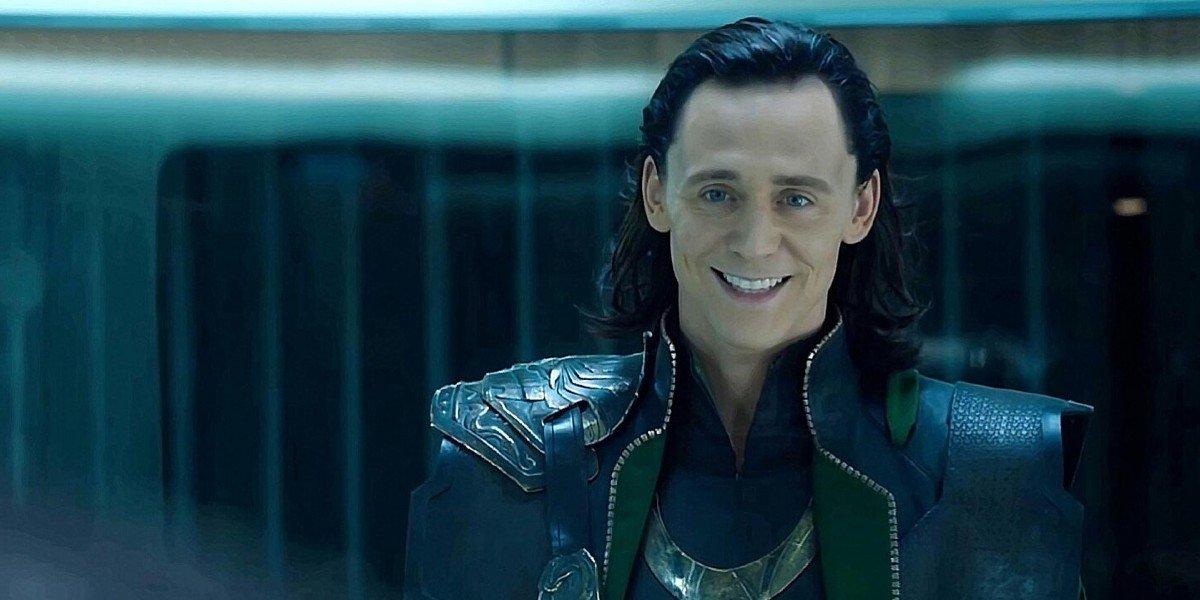 Tom Hiddleston - The Avengers