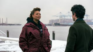 Queen Latifah in The Equalizer on CBS