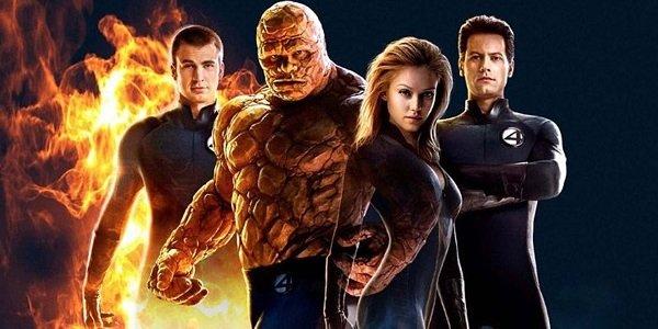 Fantastic Four 2005 Lineup