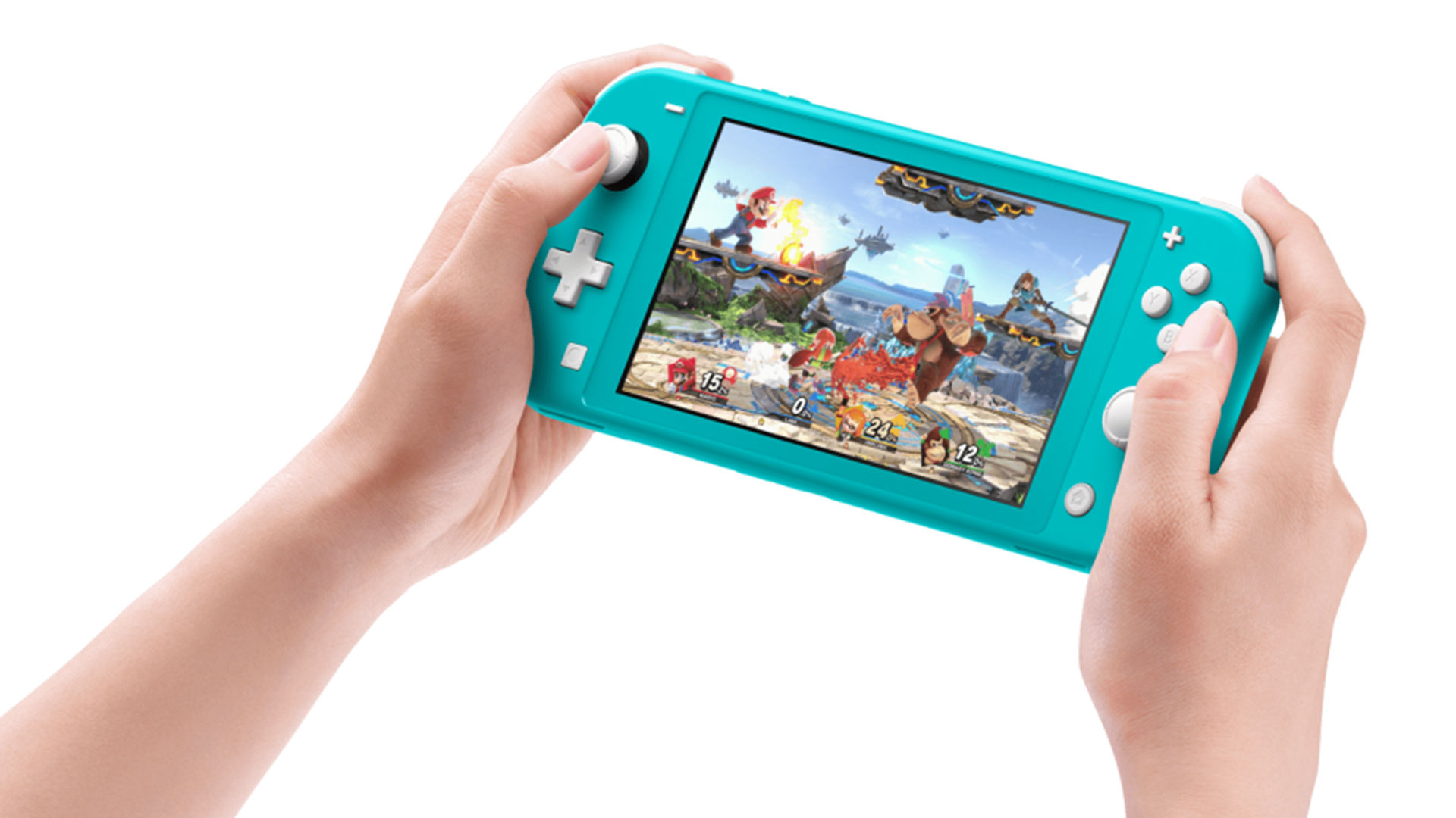 Win One Of 21 Nintendo Switch Lite Consoles By Answering One