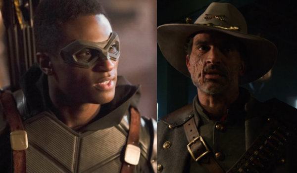 connor hawke as future green arrow and jonah hex legends of tomorrow
