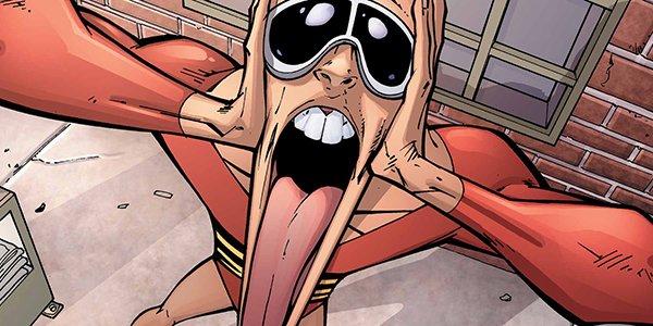 Ben Schwartz Thinks Plastic Man Could Be DC's Deadpool