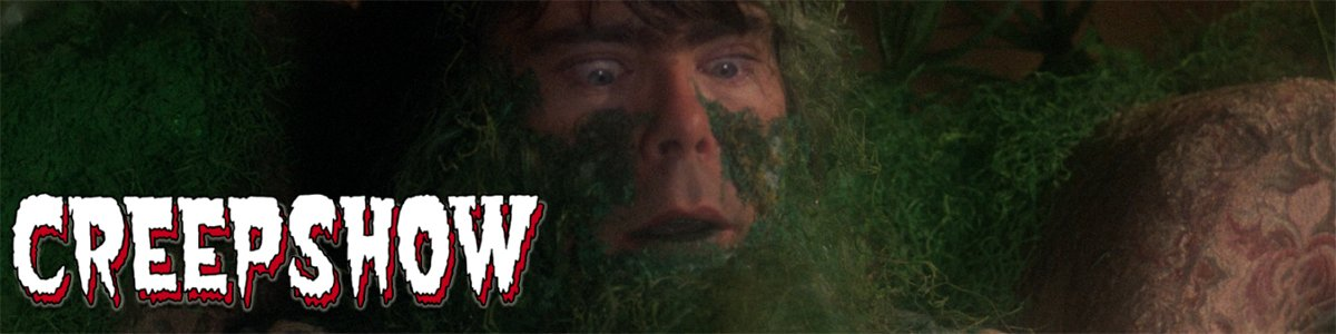 Adapting Stephen King banner Creepshow