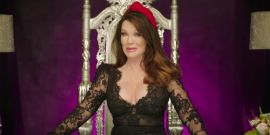 Real Housewives' Lisa Vanderpump Has Landed A New Show, And It Looks 'Naughty'