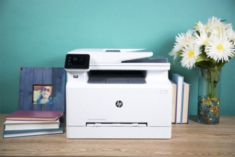 HP LaserJet Pro MFP M281fdw Review | Top Ten Reviews