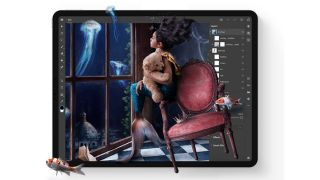 Photoshop on the iPad