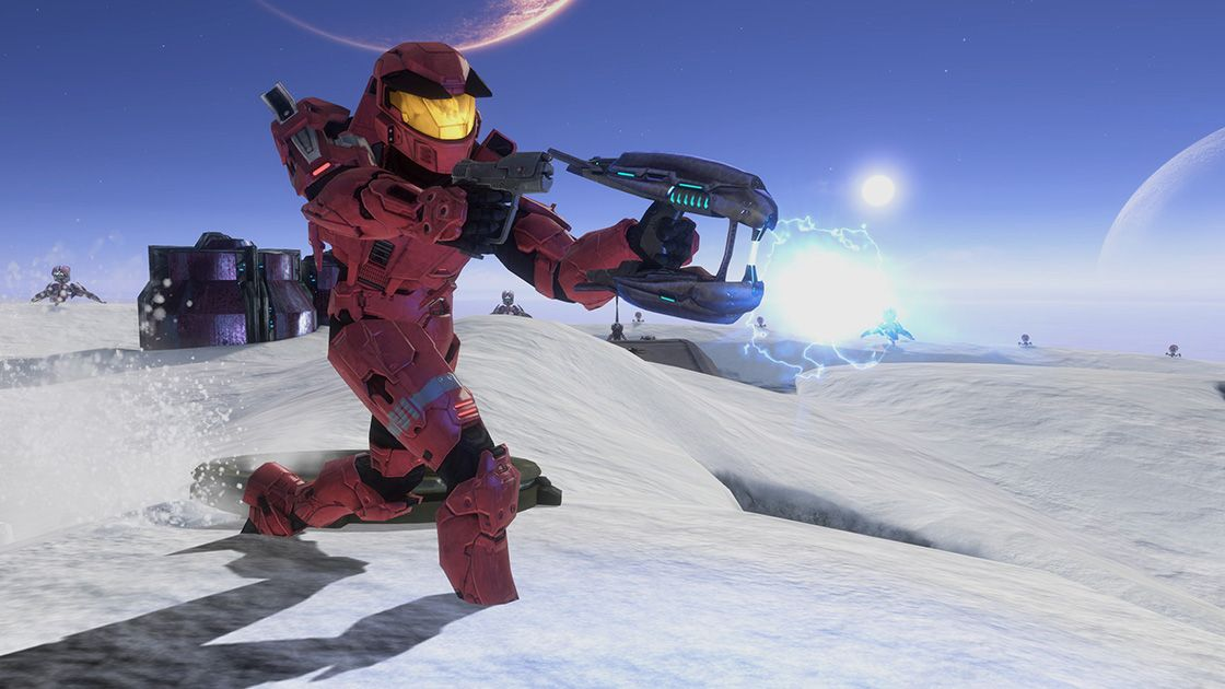 Halo community update tracks the obscure cause of Halo 2's worst launch bug