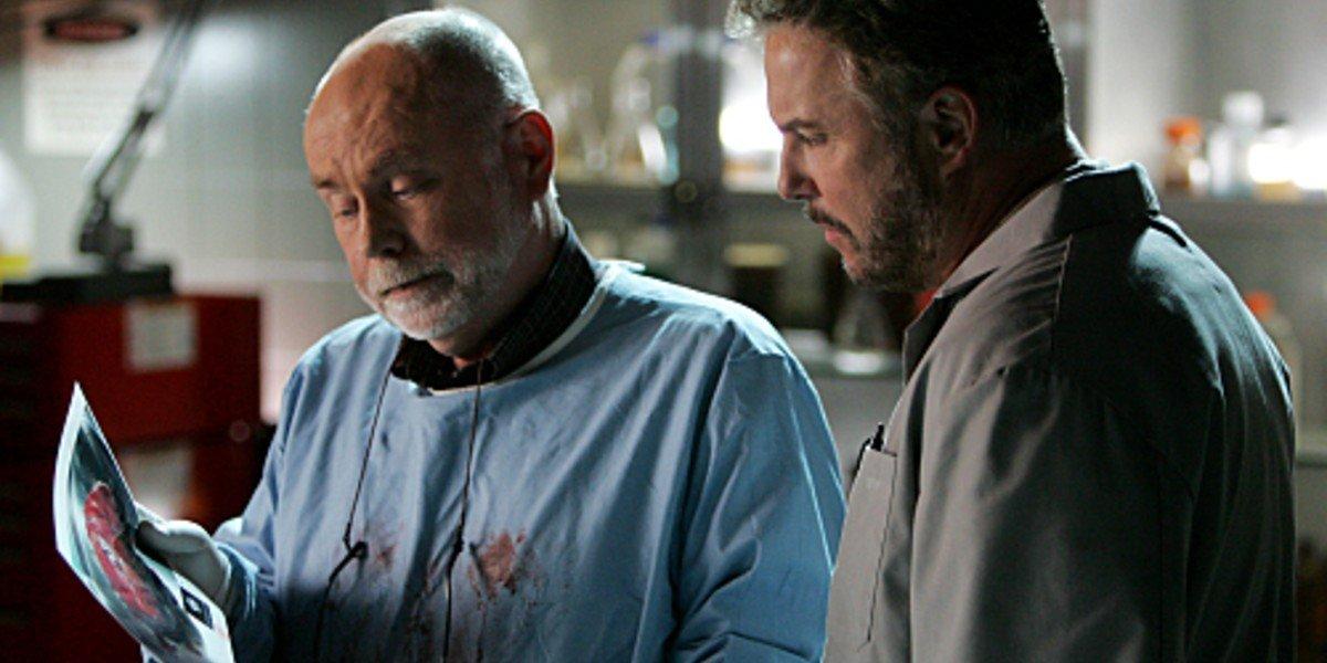 Robert David Hall - CSI: Crime Scene Investigation
