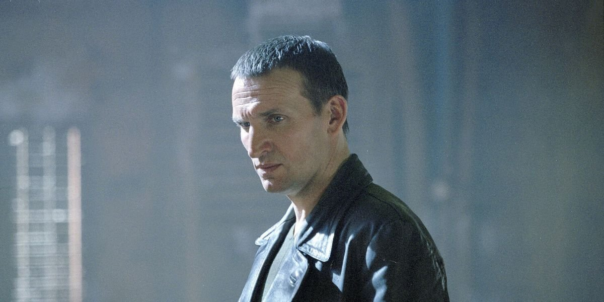 doctor who christopher eccleston bbc